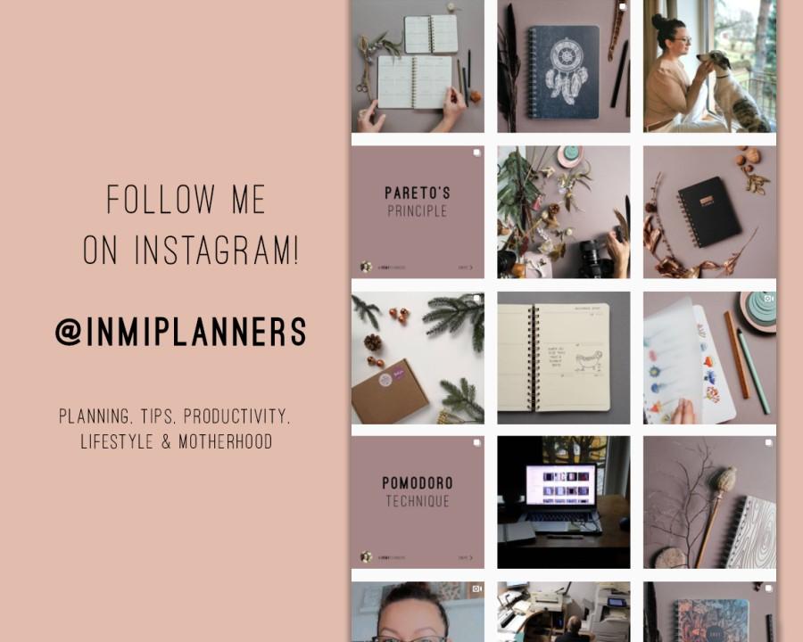 2021 Weekly Planner - MINIMAL