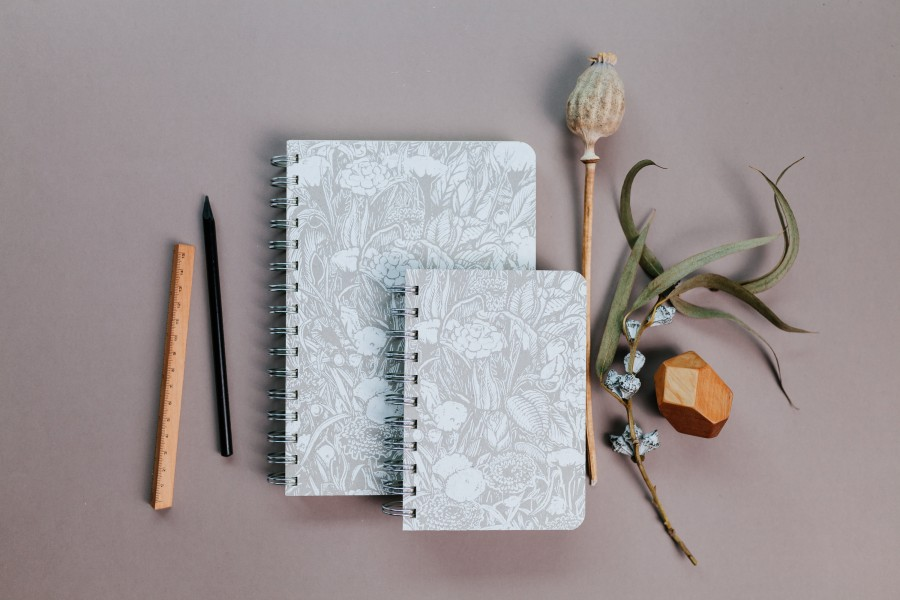 Bundle Set of 2 - 2021 WEEKLY PLANNERS - A5 and A6 sizes - two-pack